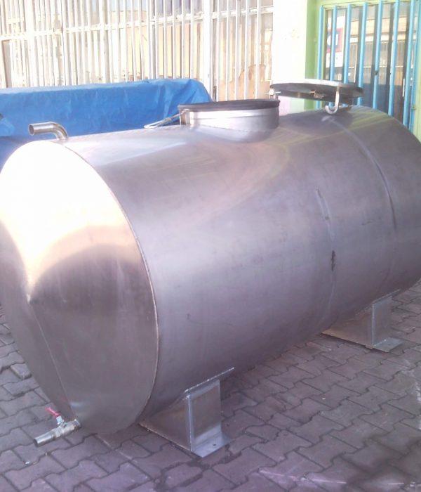 Süt Toplama tankı