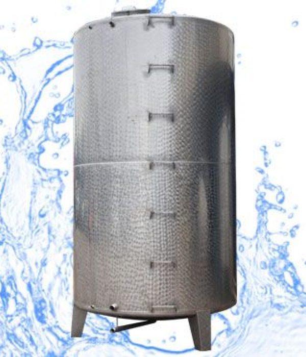 krom paslanmaz su tankı